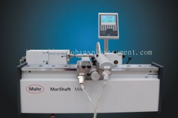 Mahr Metrology - MarShaft MAN