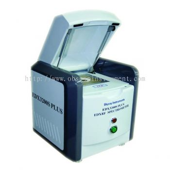 Skyray - EDX3200S Plus XRF Spectrometer