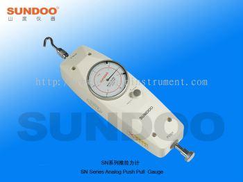 Sundoo - Analog Force Gauge - SN Tension force gauge