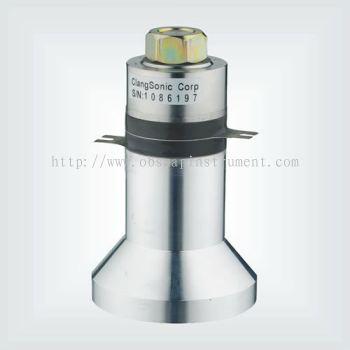 Transducer / Oscillator - Single Frequency