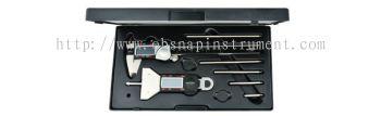 Standard gage - Tool set - IP54, metric/inch