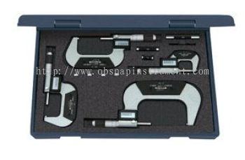 Standard gage - External micrometers - Electronic micrometer sets IP54, external