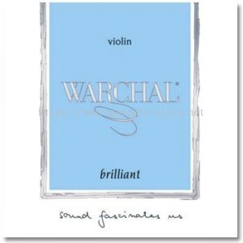 Violin strings - Warchal Brilliant