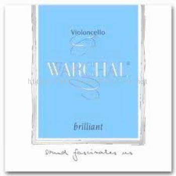 Cello strings - Warchal brilliant
