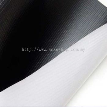FNK3850 Black Back Flex PVC