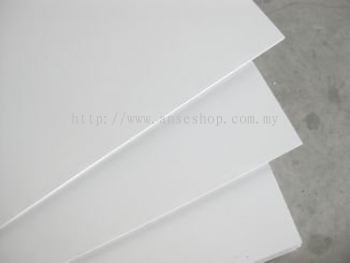DR35 White Pvc Rigid Panel