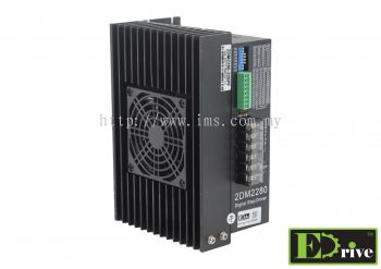 2DM2280 EDRIVE 2 Phase Stepper Motor Driver (AC Power Supply)