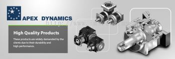Apex Dynamics Gear Reducer List