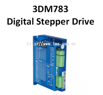3DM783 EDRIVE Digital 3 Phase Stepper Driver
