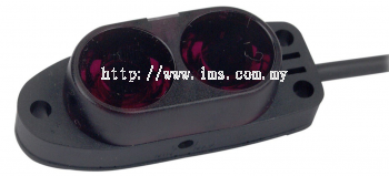 Diffuse reflective autonic sensor BA2M-DDT