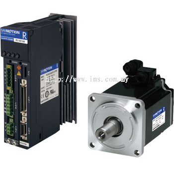 R2AA08075FCH00-KIT Sanyo Dengki Servo Motor R Advance Model