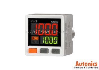 Dual Digital Display Pressure Sensor