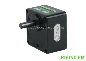 7H3FE MEISTER Gear Head for 15W Motor