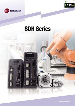 SDH-L010R30SAK SHIHLIN ELECTRIC 100W SERVO SYSTEM (WITHOUT BRAKE)