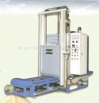 Car-bottom Type Hot Air Circulation Box Furnace