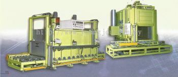 Continuous Type Pallet Die Heating Furnace