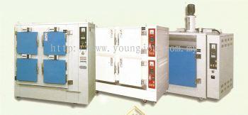 Low Temperature Box Type Multi-door Hot Air Circulation Heating Furnace