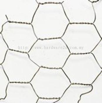 GI Hexagonal - 1 inch