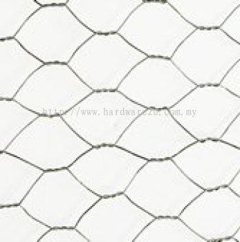 GI Hexagonal - Half inch
