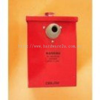 Lighter Wall Mounted Flameless With Timer 230V