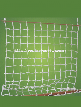 NT03) Scramble Nets �C Woven (With or Without Wood Spreader)