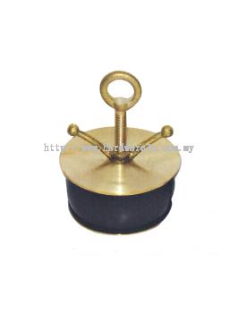 DE01) Brass Scupper Plug
