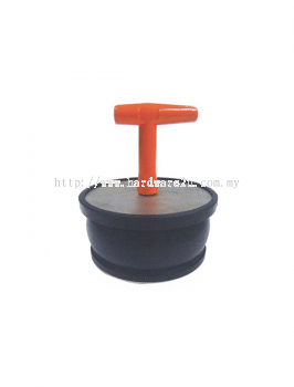 DE03) Stainless Steel Scupper Plug