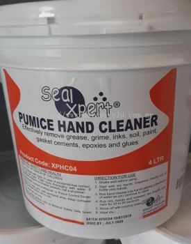 Sealxpert XPHC04 Pumice Hand Cleaner ( 4 LTR )