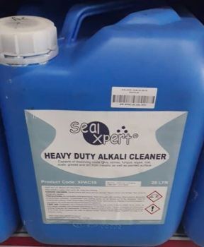 Sealxpert XPAC18 Heavy Duty Alkali Cleaner