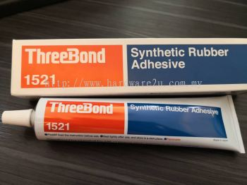 THREE BOND 1521 MULTI PURPOSE RUBBER ADHESIVE (150GM/TUBE)
