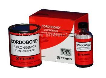 CORDOBOND STRONGBACK RESIN & ACTIVATOR