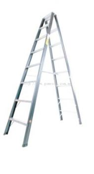 Aluminium Double Sided A Shape Step Ladder 5 Step