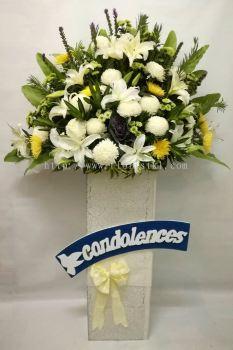 Lily, Big Mum Funeral Arrangement (FA-144)