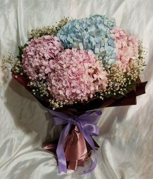 Hydrangea Bouquet (HB-1016)
