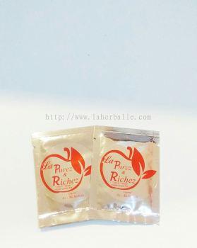 La Purez & Richez Ginger Apple ( 1 sachet )