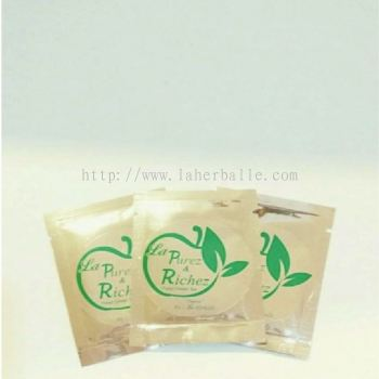 """""""Purez"""" Green Tea"""