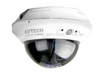 AVTECH 2MP IR Dome IP Camera