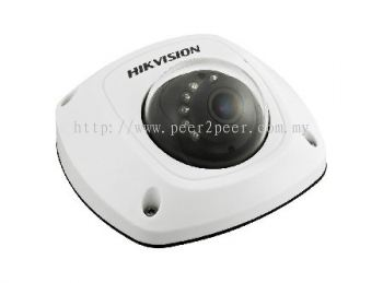 HIKVISION 1.3MP IR Mini Dome IP Camera