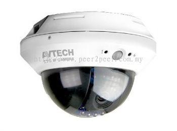 AVTECH - 1.3MP IR Dome IP Camera