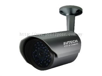 AVTECH - 1.3MP IR Bullet IP Camera