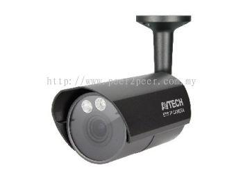 AVTECH 2MP Vari-focal Solid Light Bullet IP Camera