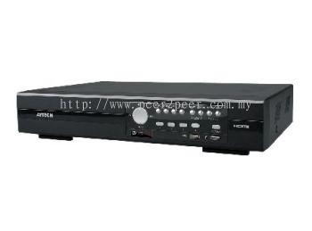 AVTECH 1080P 4CH Intelligent HDTVI DVR