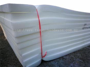 PU White Foam Sponge