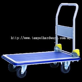 Single Metal Platform Foldable Hand Trolley