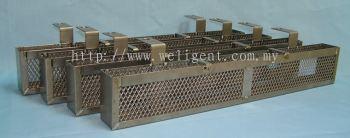 Titanium Anode Basket