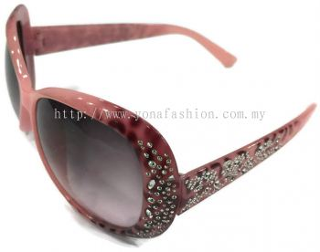Sun Proof SunGlasses (Pink)