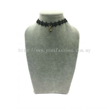 Yona Fashion Fancy Choker With Pendant