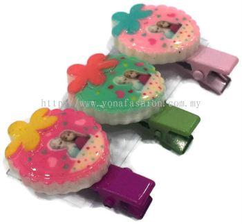 Yona Fashion 3 in 1 Kids Hair Clip