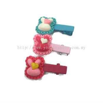 Yona Fashion 3 in 1 Fancy Kids Hair Clip