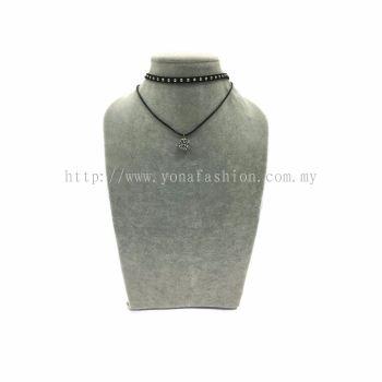 Yona Fashion Two Layer Choker